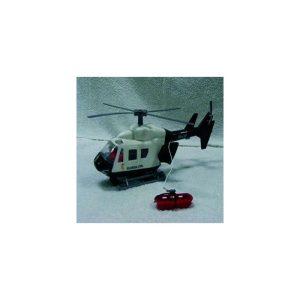 Helicóptero Rescate Aéreo Guardia Civil
