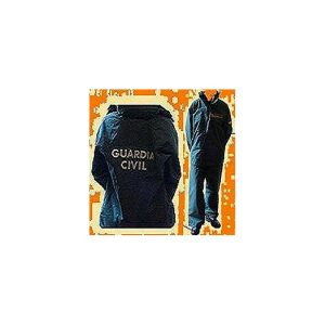 Traje de Agua Guardia Civil, con Costura Termosellada