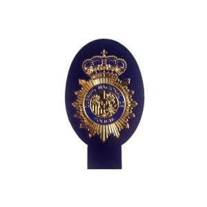 Parche De Pecho POLICÍA NACIONAL, Emblema Jersey