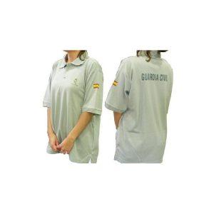 Camiseta Polo Servicio Marítimo Claro