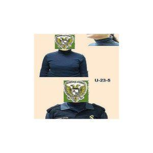 Jersey cuello cisne con bordado Guardia Civil