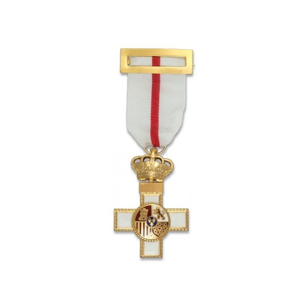Medalla Cruz Merito Militar+medalla mini+regalo pasador