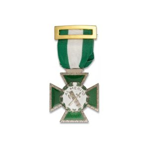 Medalla MERITO GUARDIA CIVIL DISTINTIVO BLANCO+Regalo mini