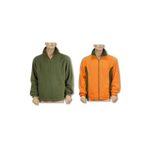 CAZADORA POLAR REVERSIBLE