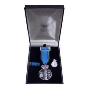 Medalla CENTENARIO VIRGEN DEL PILAR (Chapada plata de 10 micras)