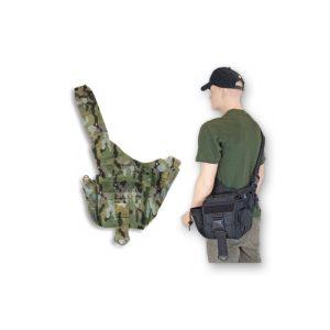 Bandolera Militar Camuflaje
