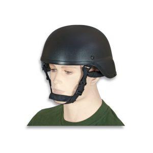 Casco Táctico Airsoft Negro Militar