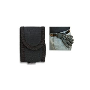 Portaguantes HORIZONTAL Para Cinturon Policial, Vigilante Seguridad