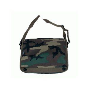 BOLSA CAMUFLAJE MILITAR MULTIUSOS (PORTA DOCUMENT)