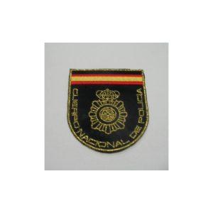 PARCHE BRAZO POLICÍA NACIONAL BORDADO