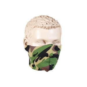 Mascara Neopreno Camuflaje Militar