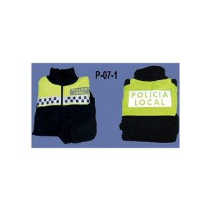 Forro Polar Impermeable POLICIA LOCAL