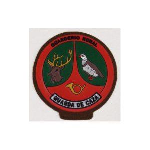Emblema Guarda de Caza Pecho Nuevo Uniformidad