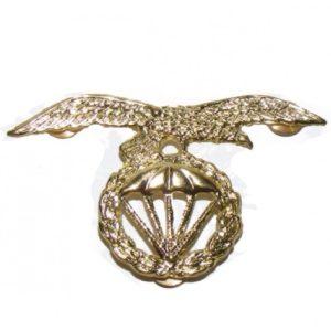 Emblema Boina PARACAIDISTA Dorado