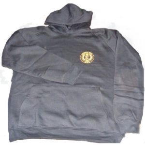 Sudadera Guardia Civil Negra GRS
