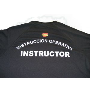 Camiseta Instrucción Operativa PATIO Guardia Civil