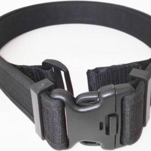 Cinturón Policial Táctico Doble Cinturón Seguridad