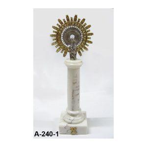 Figura Virgen del Pilar
