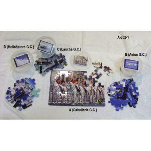 Puzzle Guardia Civil