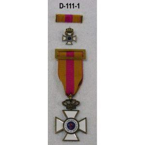 Medalla 15 años-bronce+Regalo pasador+Medalla mini