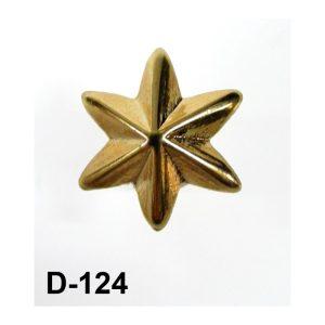 Estrella 6 puntas-unidad