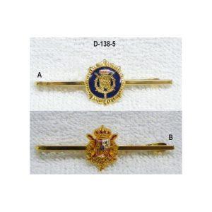 Sujetacorbatas Casa Real (A ó B)