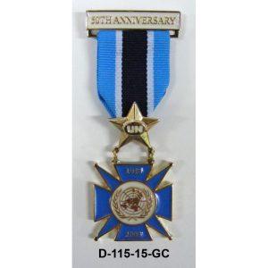 Medalla ONU 50º Aniversario