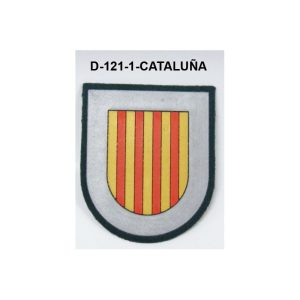 Distintivo de Destino Comunidades Autonomas CATALUNA