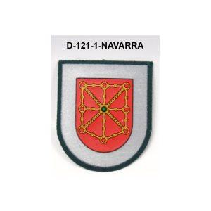 Distintivo de Destino Comunidades Autonomas NAVARRA