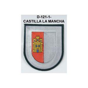 Distintivo de Destino Comunidades Autonomas CASTILLA LA MANCHA