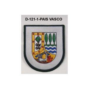 Distintivo de Destino Comunidades Autonomas PAIS VASCO