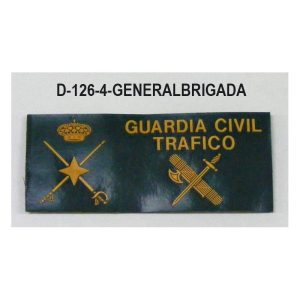 Galleta anorak GENERAL BRIGADA