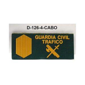 Galleta anorak PVC Trafico CABO
