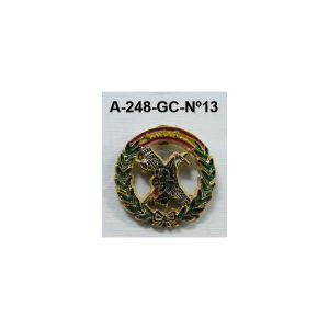Pin Guardia Civil Nº13
