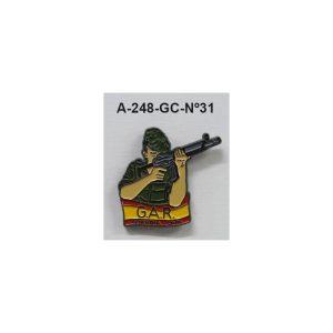 Pin Guardia Civil Nº31