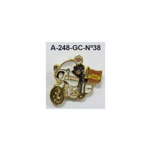 Pin Guardia Civil Nº38