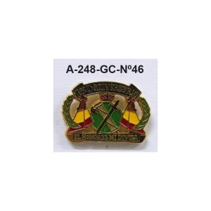 Pin Guardia Civil Nº46