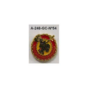 Pin Guardia Civil Nº54