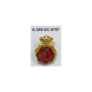 Pin Guardia Civil Nº57