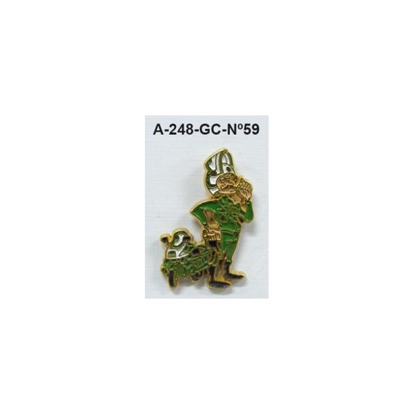 Pin Guardia Civil Nº59