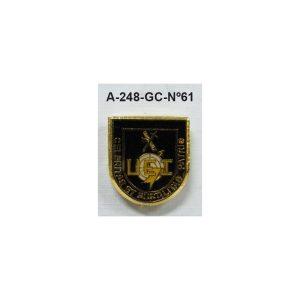 Pin Guardia Civil Nº61