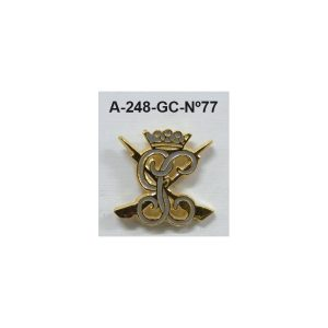 Pin Guardia Civil Nº77