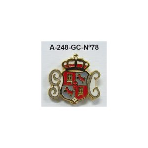 Pin Guardia Civil Nº78