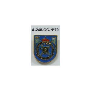 Pin Guardia Civil Nº79
