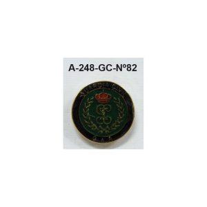 Pin Guardia Civil Nº82