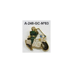 Pin Guardia Civil Nº83