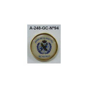 Pin Guardia Civil Nº94