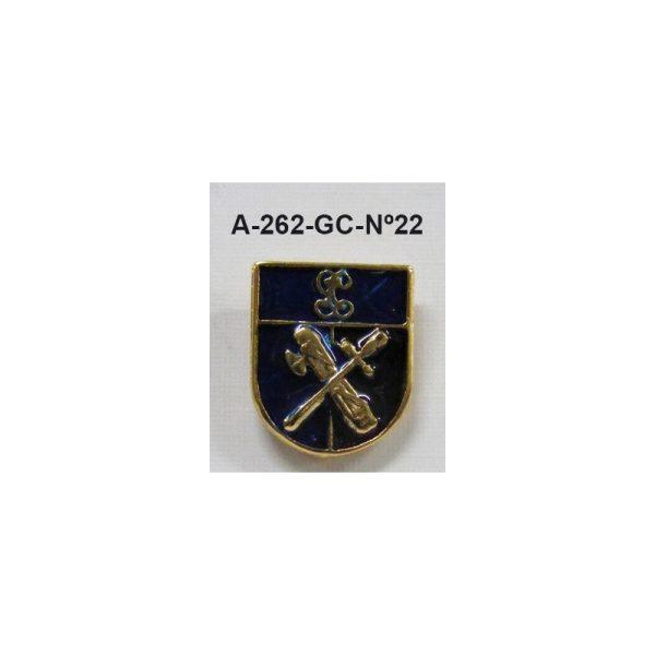Pins Guardia Civil Especialidades Nº22