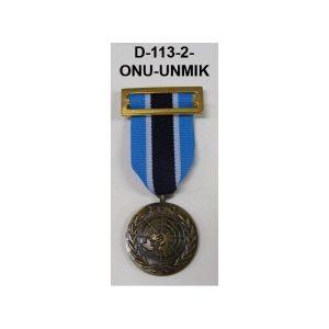 Medalla ONU UNMIK