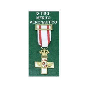 Medalla MERITO AERONAUTICO